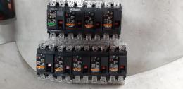 FUJI 차단기 EA32AC 10A(3개) /EG32AC(1개)EA32AC 5A(5개)2P/EA33AC 10A 3P(4개)
