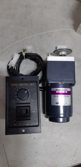 SPG S6DA36B GEAR HEAD/S6I06GB-V12/콘트롤세트