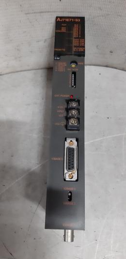 AJ71E71-S3 / MITSUBISHI PROGRAMMABLE CONTROLLER