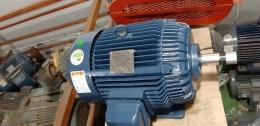 효성 15마력 6극 220/380V / 11KW 6P 220-380V / 효성모터