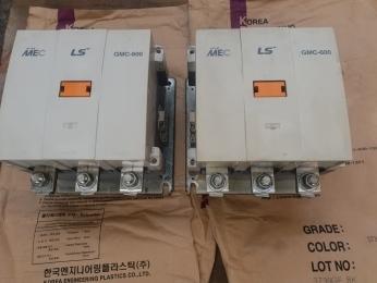 LS MEC GMC600 / 교류전자개폐기 / 접촉기