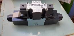 BESKO 유압솔밸브 KSO-G02-4CB-10 / 미 사용품
