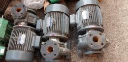 삼정펌프 7.5마력 / 스텐임펠라