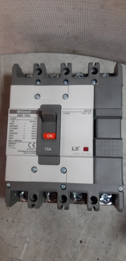 LS Metasol ABS 104C 75A / 차단기