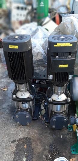 GRUNDFOS 입형다단펌프 3.0KW / 5마력 입형다단펌프