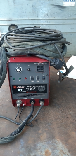 HT-701A / INVERTER AIR PLASMA CUTTER / 에어 플라즈마 절단기
