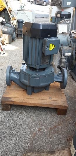 WILO 인라인(직결식)펌프 / PIL-4002B / 윌로 인라인 펌프 2마력 / 미사용품