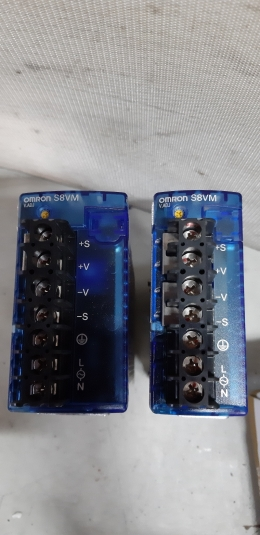 OMRON S8VM-15024CD/ 6.3A / 4.5A 파워서플라이