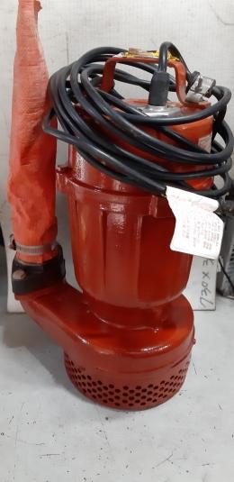 한일 전기배수용 펌프 400W