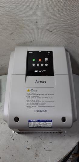 HYUNDAI N100PLUS-055LF / 5.5KW 7.5HP  현대 7.5마력 인버터 220V