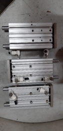 SMC MGPM16-75Z / 실린더