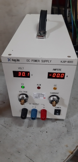 KAPJIN DC POWER KJSP-600S / 40V 10A / 파워서플라이