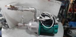 WILO 급수용펌프 (횡형다단)스텐레스 / MHI203M 750W
