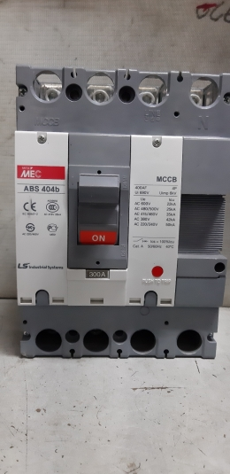 LS MCCB 배선용차단기 ABS404B 300A 4P