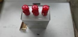 삼화 저압진상콘덴서 3상 50KVAR 380V / SMB-36050KT / 미사용품