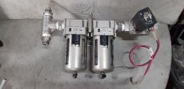 SMC AF40-03/AFM40-03 /VXZ2240G-04-5GS1 / 레귤레이터 에어필터 공압부품