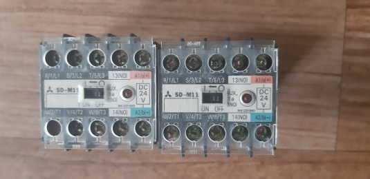 MITSUBISHI SD-M11 / MAGNETIC CONTACTOR