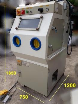 샌딩기 SAND BLAST / MMB-1000 SAND BLAST