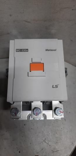 LS Metasol MC-330a / 전자접촉기 /전자계폐기/ 마그네트
