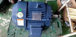 효성 15마력 4극 220/380V 모타 / 모터 11KW 15HP 4P