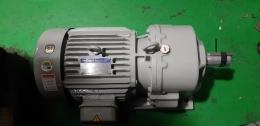 삼양감속기 7.5마력 10/1 모타 / 5.5KW 7.5HP 10:1 모터
