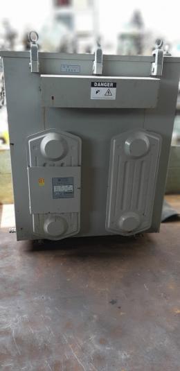 새한일렉트릭 100KVA 트랜스 복권형 / 공업용전압조정기 / 도란스