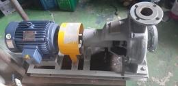 10마력 스텐펌프 / 7.5KW 스텐펌프