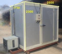 냉동/냉장 창고 2500*1730*2300(높이)
