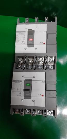 LS Metasol ABN 204C 200A/ ABS 204C 200A 4P 차단기