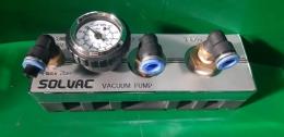 SOLVAC VACUUM PUMP Mecca Series VMP20