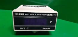 Autonics M4W-AV-6 / AC VOLT METER 볼트메타 판넬메타