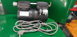 COMVAC HJD260HV OIL-LESS PISTON AIR COMPRESSOR VACUUM PUMP