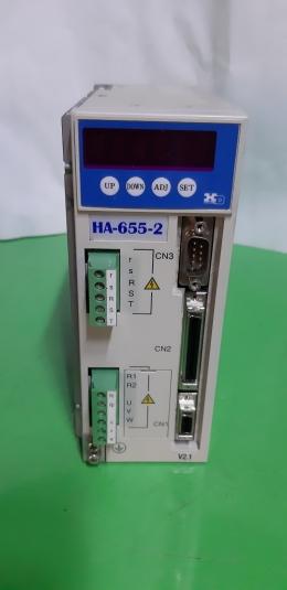 HARMONIC DRIVE HA-655-2-200 하모닉 드라이버