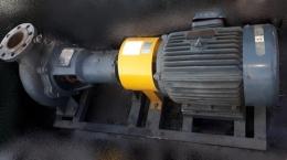 윌로 펌프10마력(7.5KW)