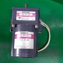 SPG S9KB18BH S9I40GTH 40W 인덕션 모터