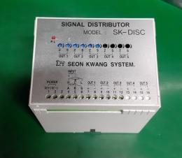 SK-DISC SEON KWANG SIGNAL DISTRIBUTOR 신호분배