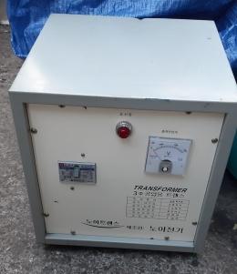 노아전기 20KVA 트랜스 공업용 트랜스 다운트랜스