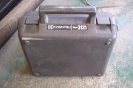 kyoritsu 3121,고전압절연저항계,고전압 인슈레이션 테스터 3121