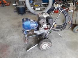 엔진에어리스,그레이꼬 에어리스,graco texspray 7900hd,에어리스,중고도장장비,도장용 에어리
