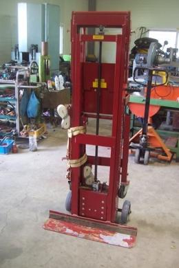 lectro truck,계단운반기계,계단운반차,계단리프트,600kg 계단운송