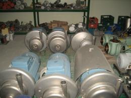 고압원심펌프(20HP)