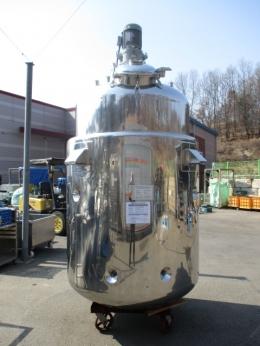 삼중자켓교반탱크(2톤)