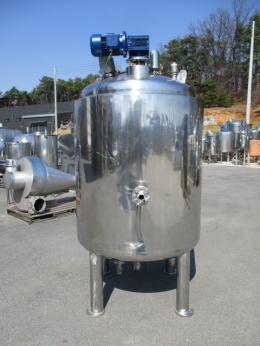 삼중자켓교반탱크(1톤)
