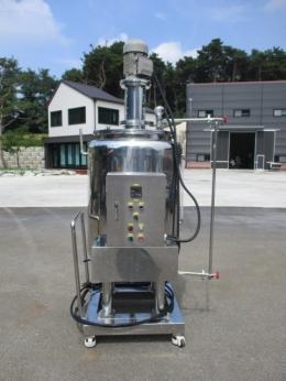 전기히팅교반탱크(200리터)