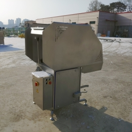냉동블럭절단기