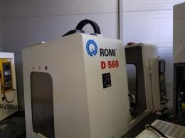 ROMI  D-560.  BT/40.10000RPM.