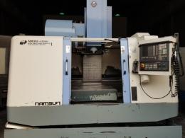 남선머시닝센터 NASU520VH. BT40.1000rpm.지멘스