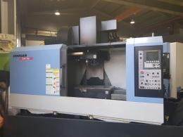 두산머시닝센터 DNM500. BT40.12000rpm.