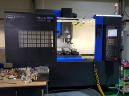 화천머시닝센터 VESTA 1000. BT40.10000rpm.