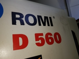 ROMI D-560. BT/40.10000RPM
